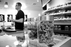 The Prime Leaf carries a wide range of MMJ products, from flowers to edibles - HECTOR ACUNA