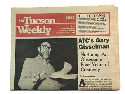 Editor's Note: Happy Birthday, Tucson Weekly!