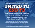 World Tuberculosis Day Fair