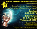 Portal Opening Drumming Classes