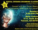 Portal Opening Drumming Classes