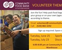 Disco Inferno Volunteer Theme Night by the Community Food Bank of Southern Arizona