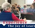 Discover OLLI-UA in Northwest Tucson