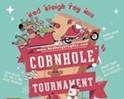 Red Sleigh Toy Run Cornhole Tournament