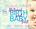 Natural Birth and Baby Fest