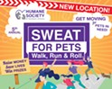 Sweat for Pets: Walk, Run & Roll
