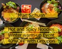 Dine-in at Mian Sichuan, plus Save up to 40% off with Groupon