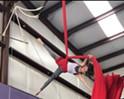 Intermediate/Advanced Aerial Silks
