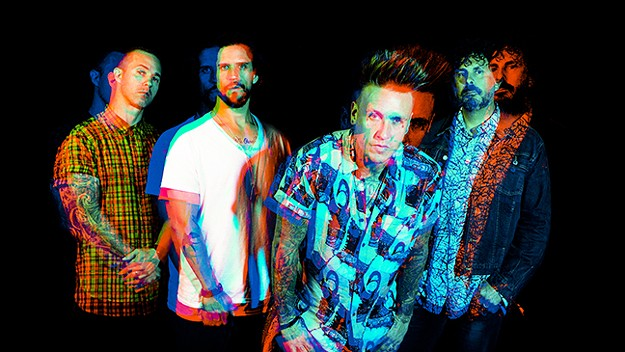 Back on the Boil: Papa Roach