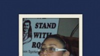 Standing With Rosa