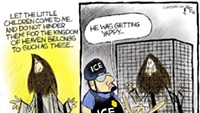 Claytoon of the Day: Yappy Jesus