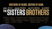 """""""The Sister Brothers"""" Is a Dark Western with Great Performances"""