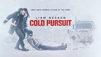 Cold and Tired: Liam Neeson is out for revenge—again