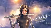 "Boring Bot - ""Alita: Battle Angel"""
