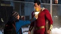Magical Transformation: Shazam!