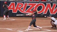 An Odyssey of Homers: Jessie Harper Helps Lead Arizona Softball to Super Regional Round