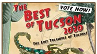 You Only Have Until Monday at Midnight To Vote in the First Round of Best of Tucson® 2020: The Lost Treasures!