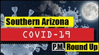 Your Southern AZ COVID-19 PM Update for Friday, August 7: What We've Covered Today
