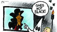 Claytoonz: White Authority On Blackness