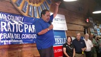 Grijalva: 'This Is About What's Ahead Of Us'
