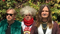Mad for Racket: Melvins