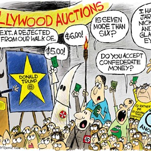 Claytoon of the Day: A Star is Scorned