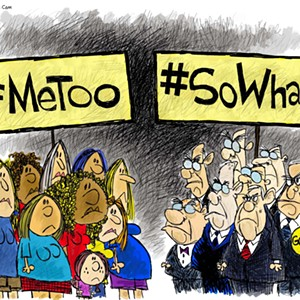 Claytoon of the Day: The #SoWhat Movement