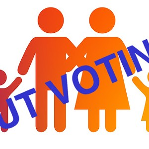 Parents: VOTE! (For Education)