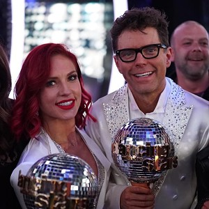 Bobby Bones and Sharna Burgess Surprise Fans, Win Dancing with the Stars