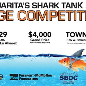 Sahuarita's Own Shark Tank Competition
