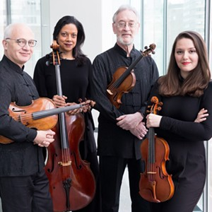 In The Flesh: The Juilliard String Quartet Bears Gifts