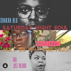 Soulful Sounds at Sky Bar