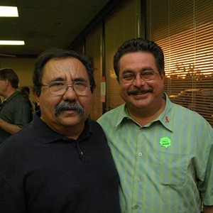 "Congressman Raul Grijalva: ""Richard Elias Gave a Shit"""