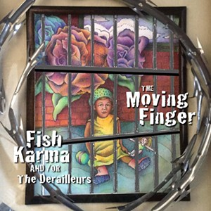 Fish Karma Releases New Album 'The Moving Finger'