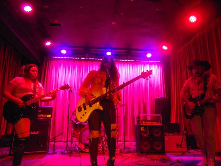Natural Velvet at Club Congress