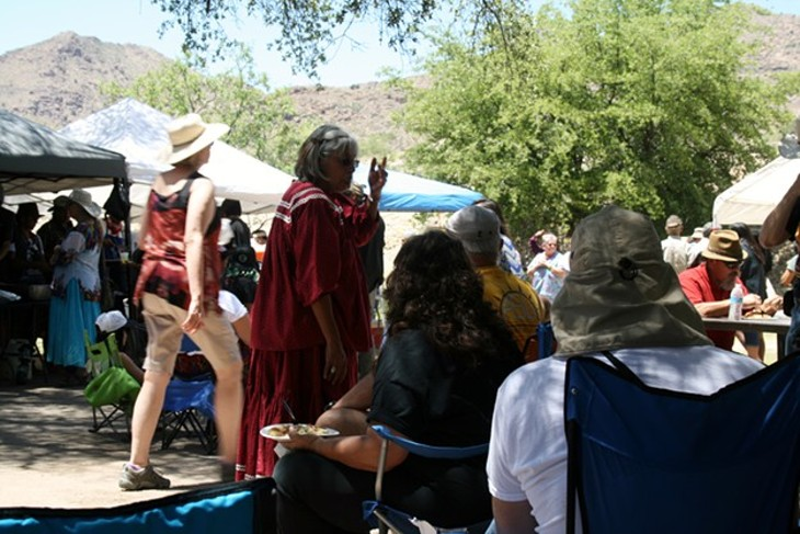 Apache Youth Activism at Oak Flat