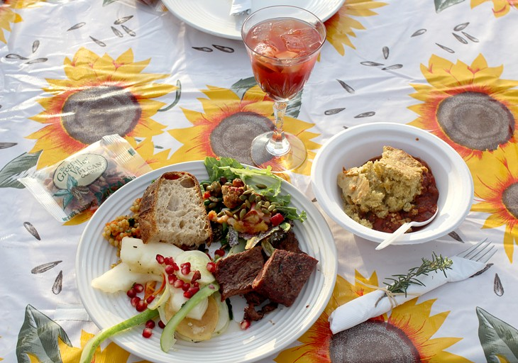Farm-to-Table Gourmet Picnic at Mission Garden