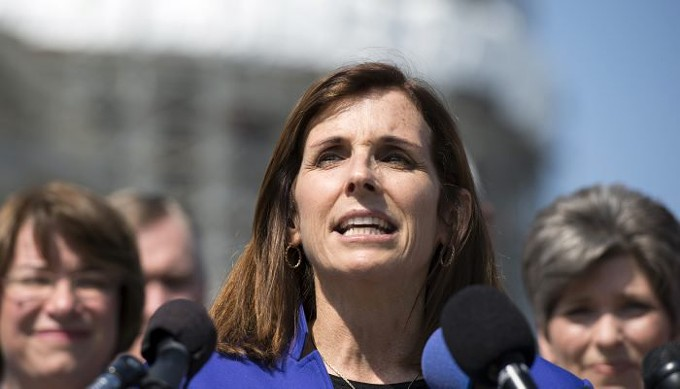 U.S. Rep. Martha McSally is pursuing a new treatment option for the Affordable Care Act.