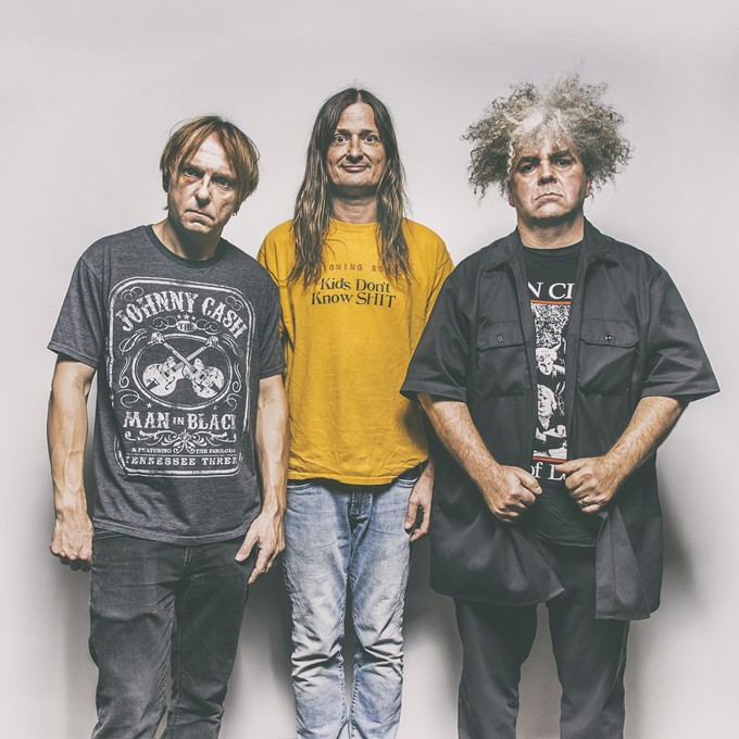 Melvins: Try giving Odds and Sods to Pitchfork and calling it Radiohead!
