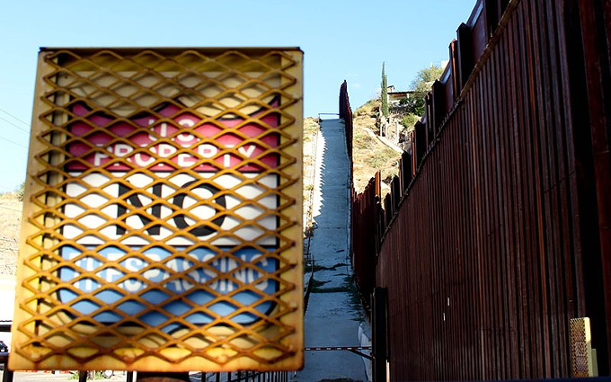 U.S. Customs and Border Protection agents patrol 1,100 square miles in the Nogales area. Data shows more than 3,000 unaccompanied minors were apprehended in the Tucson sector last year.