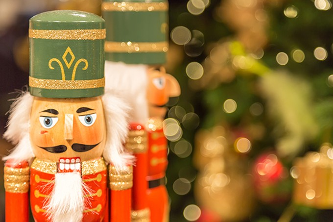There are a lot of options to see the Nutcracker this holiday season!