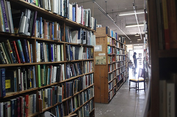 Fourth Avenue's Book Stop is a treasure trove of the rare, old and interesting.