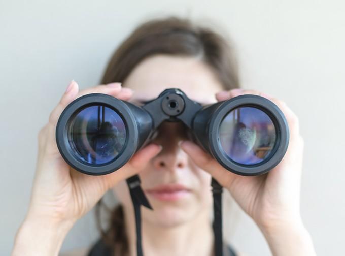 I spy with my little drunk eye...