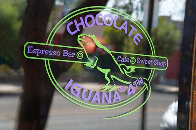 The Chocolate Iguana is back!