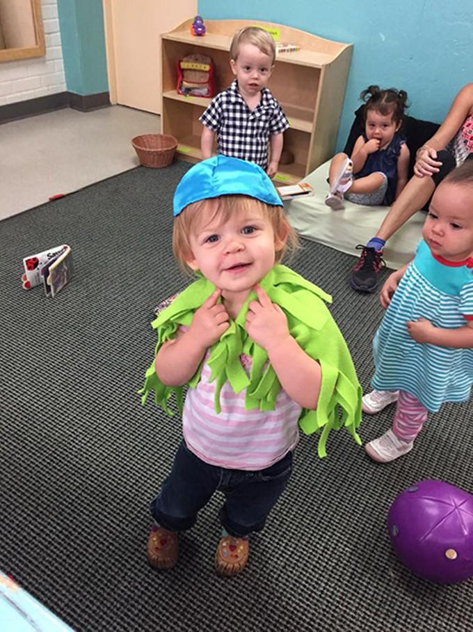 Jim's little girl Olivia starts kindergarten this week.