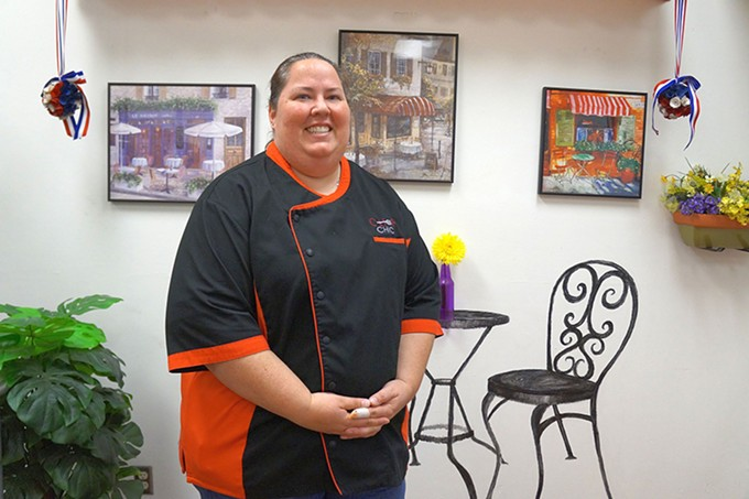 Chef Wendy Gauthier