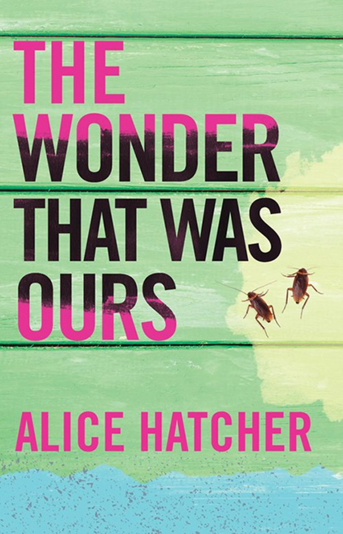 Alice Hatcher's new book.
