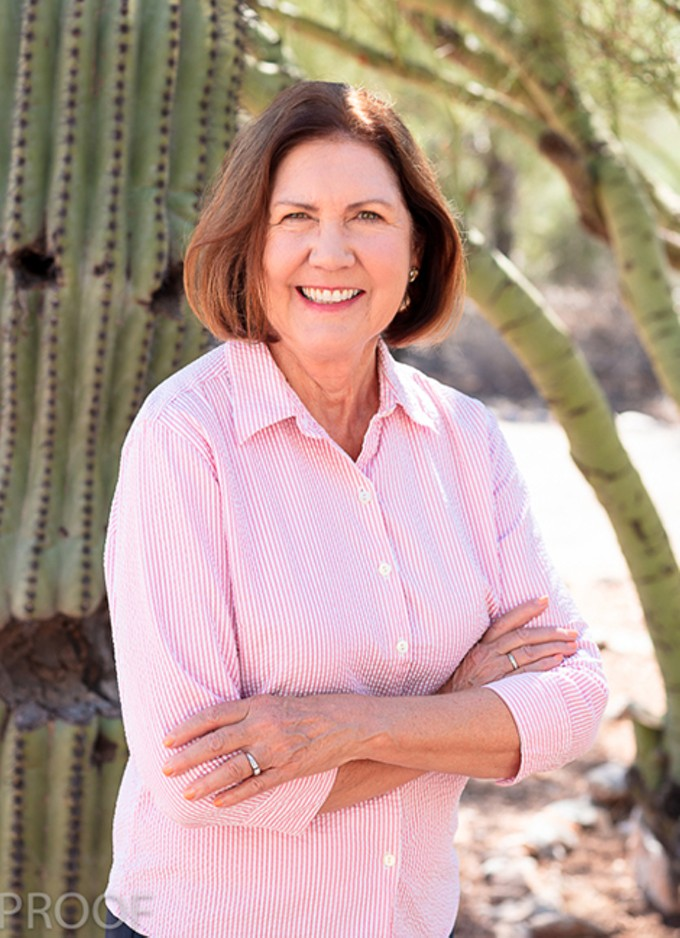 Congressional District 2 candidate Ann Kirkpatrick