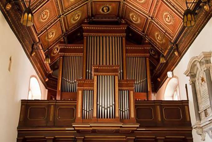 Catch the Catalina Organ Festival Friday, Feb. 22.