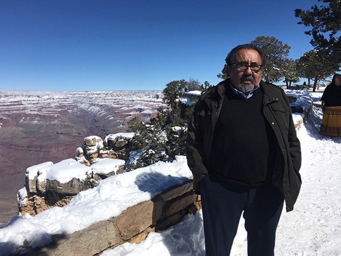 "Rep. Raúl Grijalva, D-Ariz., expects opposition to his proposed permanent ban on uranium mining. ""The mining industry is not going to go quietly in the night,"" he said. ""I think the majesty of the Grand Canyon can overwhelm that, and that's why we're confident."""